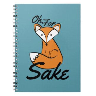 Oh, para o caderno da causa do Fox