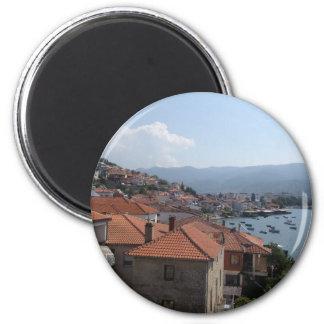Ohrid Ímã Redondo 5.08cm