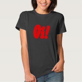 Oi! Streetpunk Camiseta