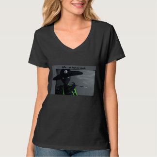 Oito bola Femme Fatale Camiseta