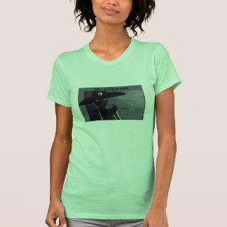 Oito bola Femme Fatale Tshirt