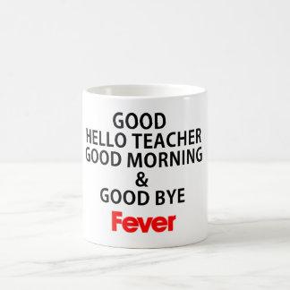 Olá! caneca do professor