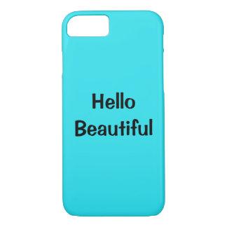 olá! capa de telefone bonita