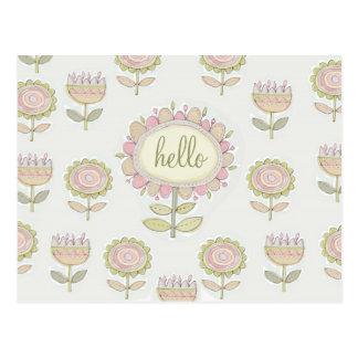 olá! cartão flora73
