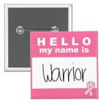 Olá! meu nome é cancro da mama do guerreiro boton
