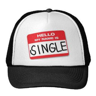 Olá! meu nome é único chapéu boné