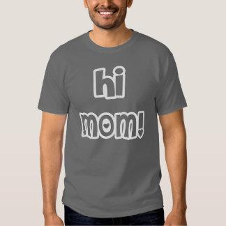 OLÁ! t-shirt da MAMÃ