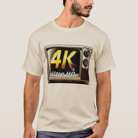 Old 4K Ultra HD Camiseta