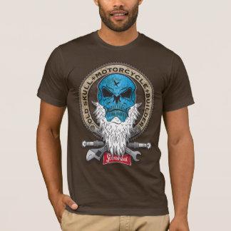 Old-Skull_MotorcycleBuylder Camiseta