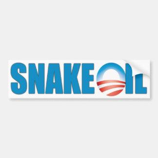 Óleo de cobra (Obama) Adesivos