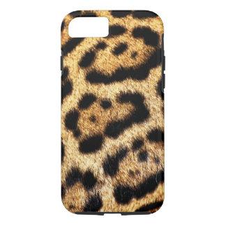Olhar da pele do leopardo capa iPhone 7