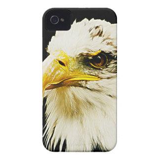 Olhar do falcão capa para iPhone