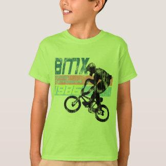 Olhar gasto dos campeonatos 1986 de BMC Camiseta