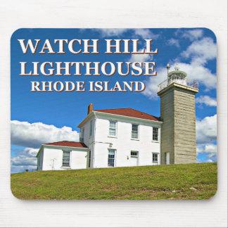 Olhe o farol do monte, Rhode - ilha Mousepad