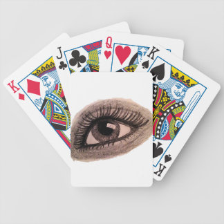 olho baralho para poker