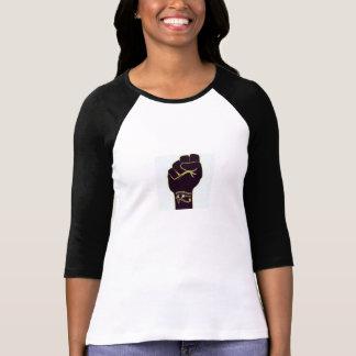 Olho das senhoras do t-shirt de Rah Camiseta