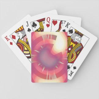 Olho de cartões de jogo do incrédulo jogos de baralhos