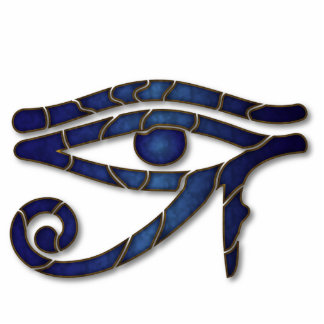 Olho de Horus 2 - escultura do ornamento Foto Esculturas