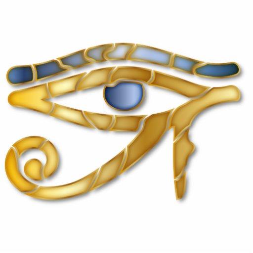 Olho de Horus 7 - escultura do ornamento Escultura Fotos