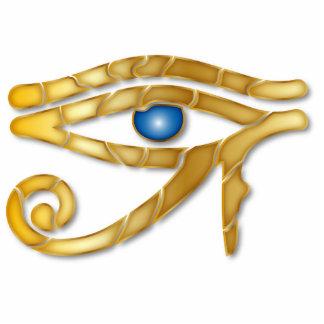 Olho de Horus 8 - escultura do ornamento Fotoescultura
