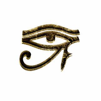 Olho de Horus Escultura Foto