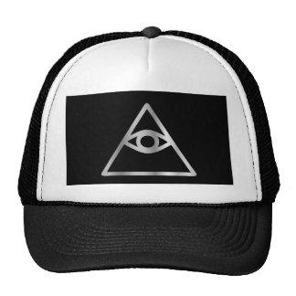 Olho do Cao dai do ícone religioso do Providência Boné
