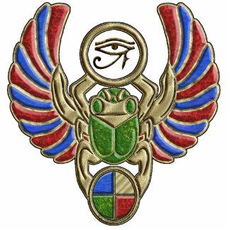 Olho do escaravelho de Horus Escultura De Fotos