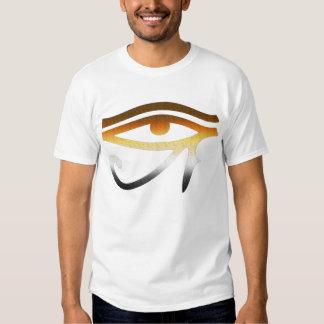 Olho do orgulho do urso de Horus Tshirt