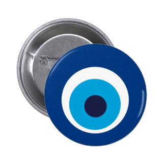 olho grego bóton redondo 5.08cm