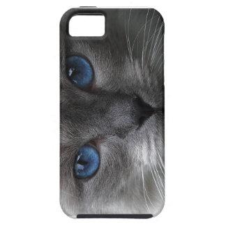 Olhos azuis capa tough para iPhone 5