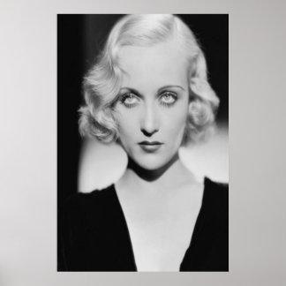 Olhos de Carole Lombard Pôster
