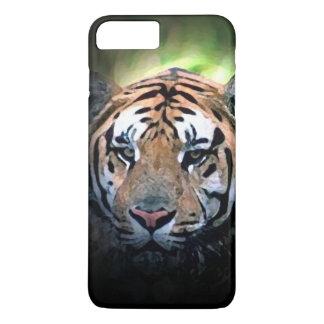 Olhos do caso positivo do iPhone 7 do tigre Capa iPhone 7 Plus