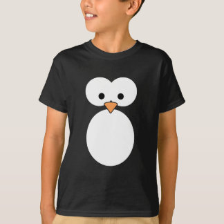 Olhos do pinguim t-shirt