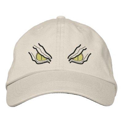 olhos dos dragões boné bordado