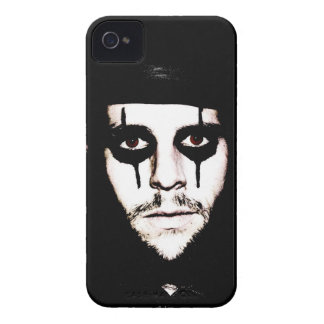 Olhos roxos Brown Capinha iPhone 4