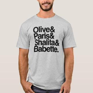 Olive&Paris&Shalita&Babette. Camiseta