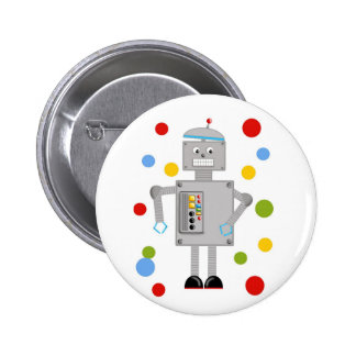 Ollie o robô botons