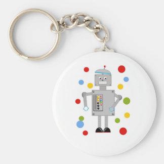 Ollie o robô chaveiro