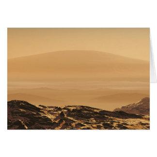 Olympus Mons Cartão