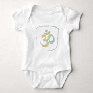 OM ou Aum Body Para Bebê