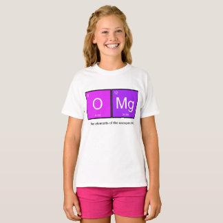 OMg! Os elementos do inesperado - camisa V2