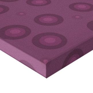 Onda da rotação macia impressão de canvas esticadas