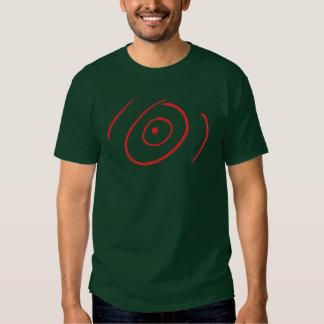 Ondas da baliza de Webcomic (escuras) T-shirt