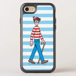 Onde está a vara de passeio de Waldo Capa Para iPhone 8/7 OtterBox Symmetry