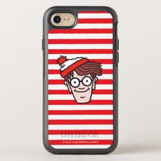 Onde está Waldo enfrente Capa Para iPhone 8/7 OtterBox Symmetry