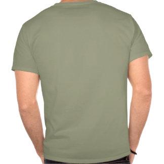 Onde o poder & o cérebro se unem… t-shirts