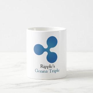 Ondinha (xrp) que vai triplicar a caneca de café
