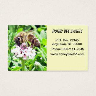 Ônibus. Cartão - abelha do mel