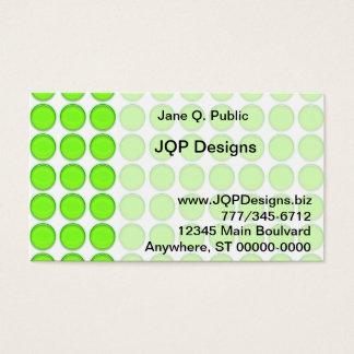 Ônibus. Cartão - pontos verdes