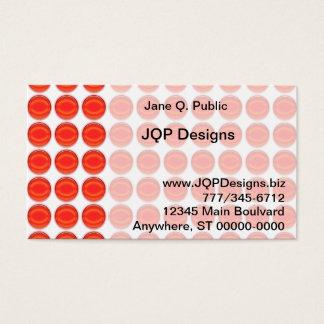 Ônibus. Cartão - pontos vermelhos